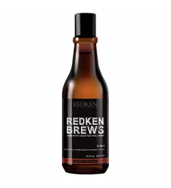RK BREWS 3 IN 1 SHAMPOO 300ML