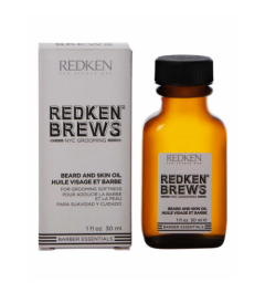 RK BREWS BEARD AND SKIN OIL 30ML