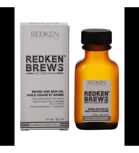 RK BREWS BEARD AND SKIN OIL 30ML