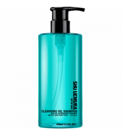 SHU UEMURA CLEASING OIL SHAMPOO ANTI-OIL ASTRINGENT CLEASING 400ML